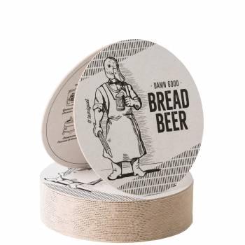 BreadBeer Bierdeckel