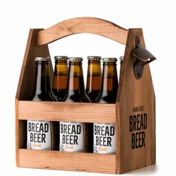 Bread Beer Holzkiste